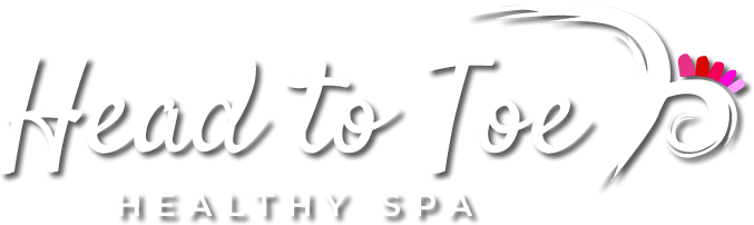 Head to Toe Healthy Spa Logo